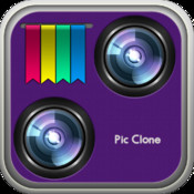 Pic Clone Pro - split camera, image blender and effects for cloning magic