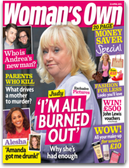 Woman`s Own Magazine North America