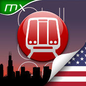 Chicago `L` - Map & Route Planner