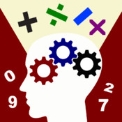 Fit Brains Train Game with Maths Fast Practise, Logic and Calculations