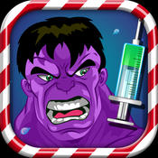 Amazing Super Hero Hospital - Virtual American Superheros Doctor & Surgeon Hospital