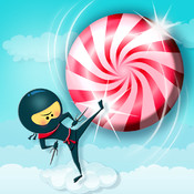 A Candy Ninja Crush Craze - Free Game