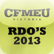 CFMEU RDO Wages and Training