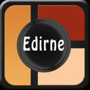 Edirne Offline Map City Guide