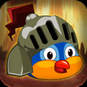 Knight Birds Adventure - A Flying and Running Adventure World FREE adventure