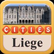 Liege Offline Map Travel Guide