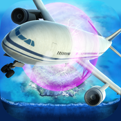 Airliner Flight Training Rally : Realistic Air Plane Flying Simulator Free! training simulator pocketaed