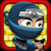 Ninja Clan vs Tiny Cute Dragons - Free Game! dragons