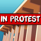 In Protest