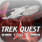 Trek Quest star trek into