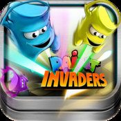 Paint Invaders download arcade chaos