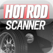 Hot Rod QR Reader