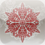 Snowflakes for iPhone