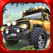 3D Jungle Hill Climb Racer - Real Crazy Offroad Monster Truck Driving Racing Games hill climb racing