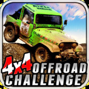 4X4 Offroad Challenge - Free ( 3D Monster Truck Driving, Racing and Car Parking Game )