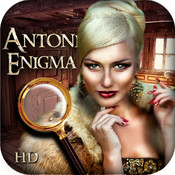 Antonia`s Enigma HD - hidden objects puzzle game