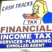 Cash Tracks Financial Inc accounting debit