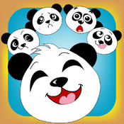Panda Emoticons & Smileys + Emoji