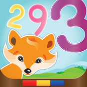 Frugoton Cute Numbers - Fun and Education for Kids