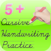 Kids Cursive Writing,(age 5+) cursive handwriting