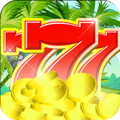 Ace Golden Slots Free - Lucky Vacation With Tropical Fruit Machine