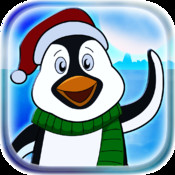 North Pole Penguins - Santa`s Slippery Flipper Helpers Match 3+ Game penguins game