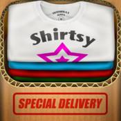 Shirtsy - Design and Mail Custom Shirts