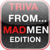 Trivia From Mad Men Edition