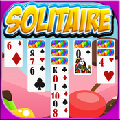 A Aawesomely Sweet Candy World Solitaire