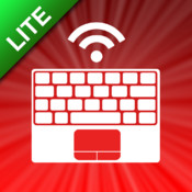 Air Keyboard Lite: Free remote Mouse, Touch Pad and Custom Keyboard for your PC or Mac touch screen keyboard