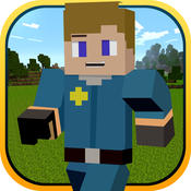 Cops Shooting Robbers - Target Stupid Thief Quest FREE