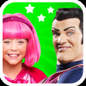 LazyTown`s Adventures Deluxe – Video & Audio Storybook, Puzzle Games, Coloring Pages, Photo-Booth, Music Videos, Training Videos and Cooking Recipes