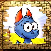 Castle Monsters - Medieval Jump and Run Game