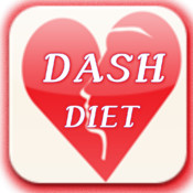 GreatApp - for DASH Diet Edition:Proven System to Lose Weight, Lower Blood Pressure and Improve Health+ usa dash hd
