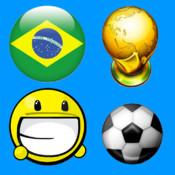 Soccer Emoji - Cool New Animated Emoji For iMessage, Kik, Twitter, Facebook Messenger, Instagram Comments & More!