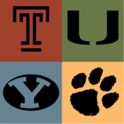 Sports Logos quiz (University and college sport logo guessing game)