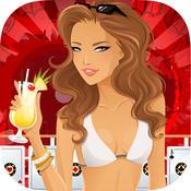 ` AAA Aces Bikini Poker HD - Classic Casino Game & Feel Super Jackpot Christmas Party and Win Mega-millions Prizes - Pro