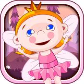 Fairy Princess Logic Adventure Game - Cut The String Puzzle Mania