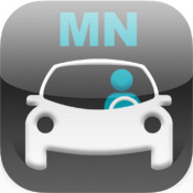 Minnesota State Driver License Test 2014 Practice Questions - MN DPS Driving Written Permit Exam Prep ( Best Free App)