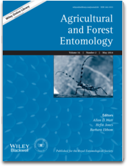 Agricultural and Forest Entomology agricultural