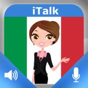 iTalk Italienisch! für Gespräche: aufnehmen und abspielen, lerne schnell zu sprechen, Ausdrücke und Tests für deutsche Muttersprachler