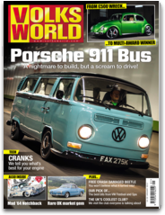 Volksworld Magazine International