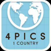 4 Pics 1 Country