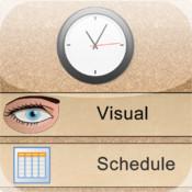 iVisual Schedule schedule