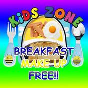 MY BREAKFAST MAKE UP breakfast