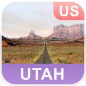 Utah, USA Offline Map
