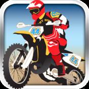 Crazy Motocross Race