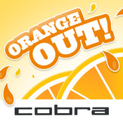 Orange Out! By COBRA GOLF