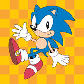 Sonic the Hedgehog Emoji
