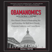 Obamanomics (by Timothy P. Carney)